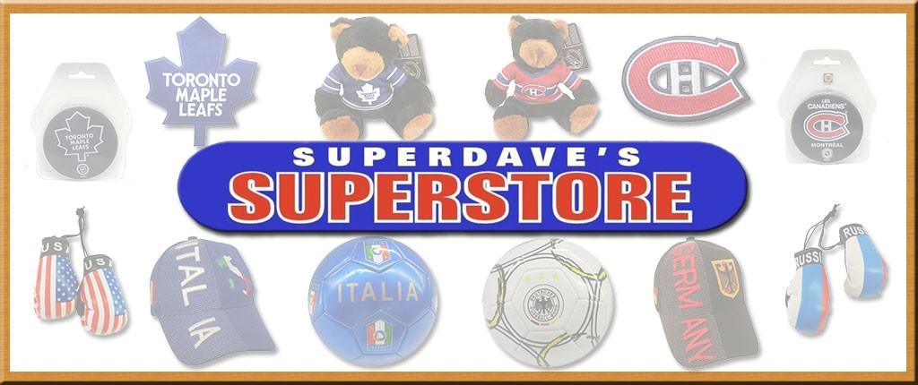 SUPERDAVE'S SUPERSTORE