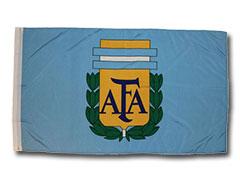 argentina afa flag