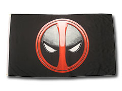 deadpool flag